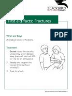SJA Fracture