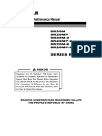 SR20M操作保养说明书(英文版)Operation and Maintenance Manual