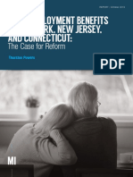Post-Employment Benefits in New York, New Jersey, and Connecticut