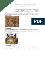 Principales Manifestaciones Culturales de La Cultura Paracas