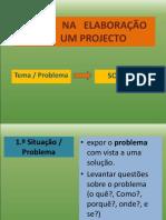 Fases Elaboracao Projecto