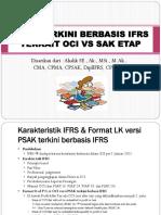 psak terkini berbasis IFRS