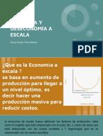economia  escala y desescala