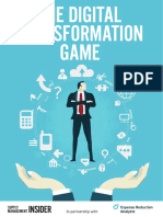 Digital Transformation Game