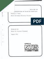 Degradation of Nylon With Iron Rust