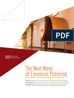 The Next Wave of Financial Planning - White Paper, SEI
