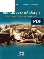 Preda, D Ciobanu, N - Batalia de La Marasesti