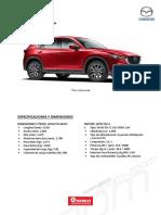 Mazda Cx5 Mt 2.0 2wd Gs Core New Ft