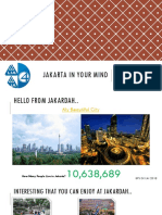 Jakarta in Your Mind - Successfull in Ecotourism