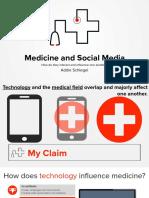 og medicine and social media