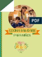 Cocina Saludable Para Niños - Jaci Luna
