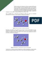 Propiedades del butano en el software Gaussian 09
