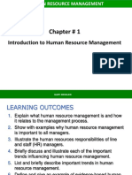 Introduction to HRM (Chap 1B)