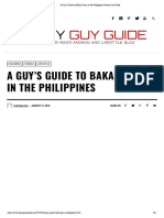 A Guy's Guide to Bakal Gyms in the Philippines _ Pinoy Guy Guide