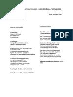 Carlos Drummond de Andrade e Sofia de Mello Breyner Andresen