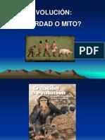 Evolución vs Ciencia