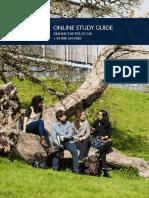 UofE Online MA EDU Programme Brochure