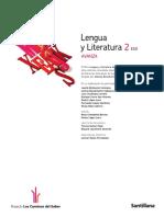 Lengua y Literatura 2 Eso Santillana Avanza 112 pags (Recuperado).pdf