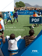 Guide to Mini Football Pitches