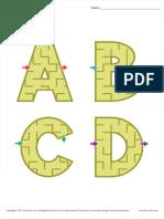 ABC WORD PUZZLES