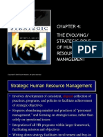 SHRM strategic HRM