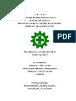 LAPORAN PKL KELOMPOK 2 K3 LINGKUNGAN DAN K3 B3.docx