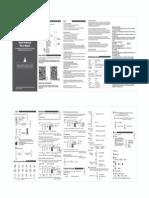 LEPFIT12 - Manual de Usuario