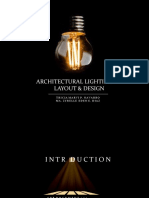 architectural design lighting