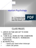 Tourism Psychology Ppt for Students - Part1