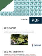 Presentacion Camping