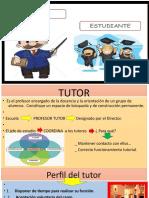 TUTOR Y TUTORIAS ESCOLARES 2019.odp
