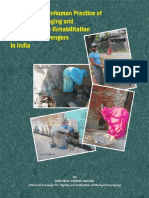 Manual Scavenging and Slavery