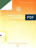 Kumpulan Cerita Fabel Sulawesi Selatan