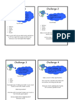 Series and Parallel Challenges 1-5
