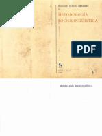 Metodologia Sociolinguistica a.g ( No Rayado)