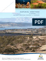 Natural Heritage Strategy Summary 2013