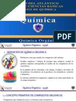 1. Introducción a La Química Orgánica 2019-I