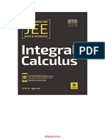 Amit M Agarwal Integral Calculus IIT JEE Main Advanced Fully Revised Edition for IITJEE Arihant Meerut .pdf