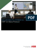 DNP V3.00 Slave Protocol