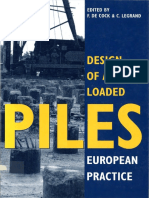 Design of Axially Loaded Piles