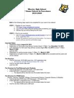 ap exam registration info 19-20