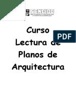 Lectura de Planos de Arquitectura