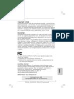 Instalación Rápida Tarjeta Madre ASrock G41M-VS3_multilenguaje