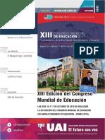 Boletín Universitario de octubre de 2019 de la Universidad Abierta Interamericana