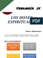 Teología Biblica IV