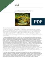 Projeto Existencial_ O Humanismo Existencialista de Jean-Paul Sartre