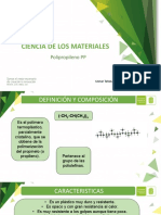 Polipropileno PP