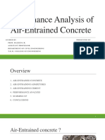 1563182078154_Performance Analysis of   Air-entrained concrete.pptx