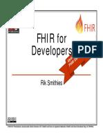 FHIR for Developers