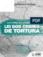 Lei Dos Crimes de Tortura